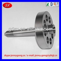 customized cnc machining auto car part automobile parts used on helicopter