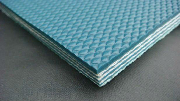 9.0mm Thickness Marble Belting Conveyor