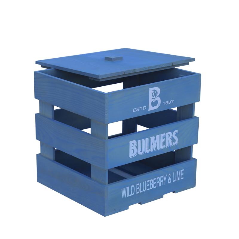 Nuevo dise o caliente venta de cajas de fruta de madera - Comprar cajas de fruta ...