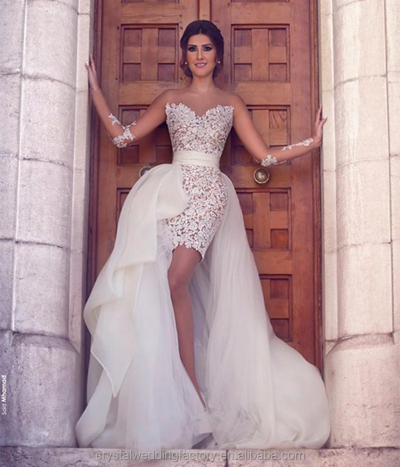Lace Vintage Backless Wedding Dress, Lace Vintage Backless Wedding ...