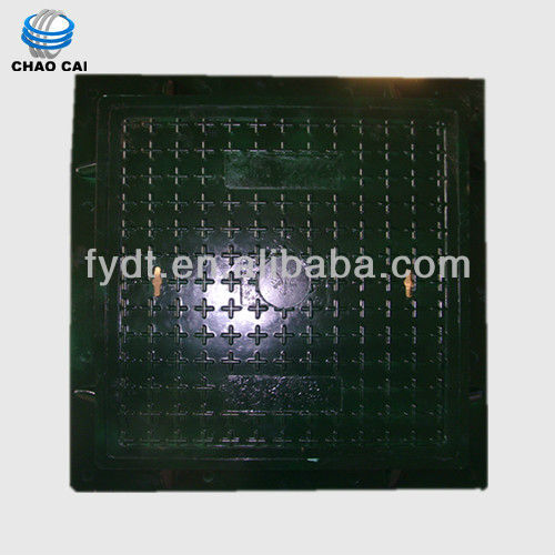 Tahe 2008 Olympic Games project supplier for epoxy coating ductile iron manhole cover
