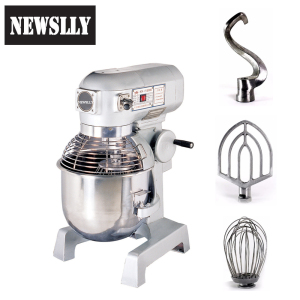 Stainless Steel dough mixer Commercial planetary stand mixer floor food mixer