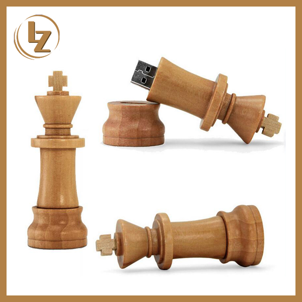 2016 New Design Chess Style USB Flash Drive Made in China Manufacturer