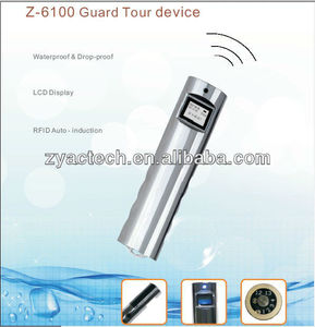 Guard Control System Guard Tour Patrol System Z-6100