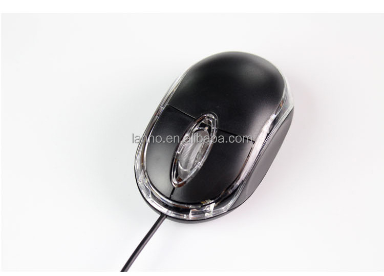 Latest 3D Mini Optical USB Wired Computer Mouse