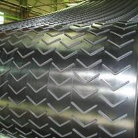 Cleated Rough V Shape Pattern Rubber Belt/Chevron Conveyor Belt