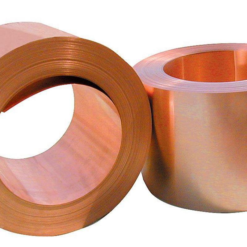 Copper sheet strip #15
