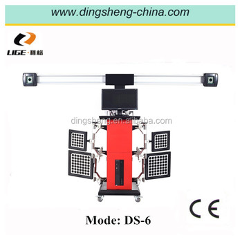 Wheel Alignment Cost >> Newest Item Ds 6 Car Four Wheel Alignment Cost For Sale Buy Cost Of Alignment Machine Wheel Alignment For Sale Car Diagnostic Machine Product On