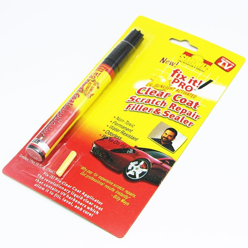 New Car Scratch Repair Remover Pen Coat Applicator for Simoniz Fix It Pro Clear