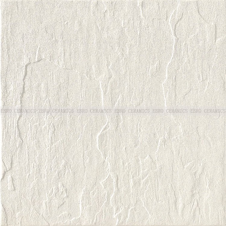 White Colour Competitive Price Porcelain 300x300 Non Slip Ceramic Floor Tile  Full Body Rough Tile EWF60031M