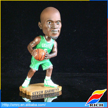 Personalized famous player best basketball bobbleheads
