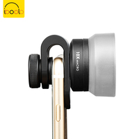 IBOOLO Brand high definition HD 4K 25MM 10X macro cell phone camera lens