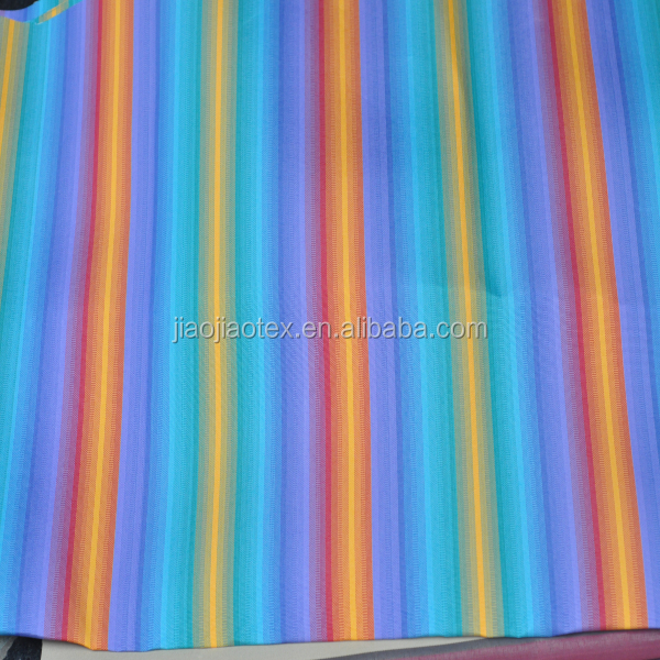 100% polyester solution dyed acrylic awning tent fabric