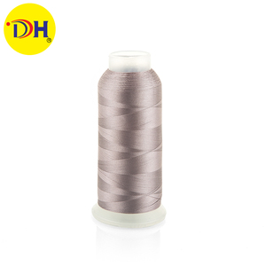 100% rayon embroidery thread 120d/2 for embroidery garment