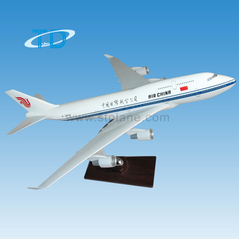 Air China Boeing 747 -400 Scale Model Aero Manufacturer