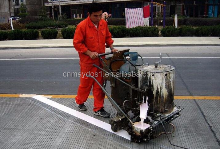 Fast Drying Hot Application Thermoplastic Road Marking Paint Traffic Paint