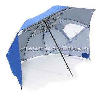 High Quality Portable Sun Canopy Cover Shelter Beach Tent Umbrella Sports Shade Protector