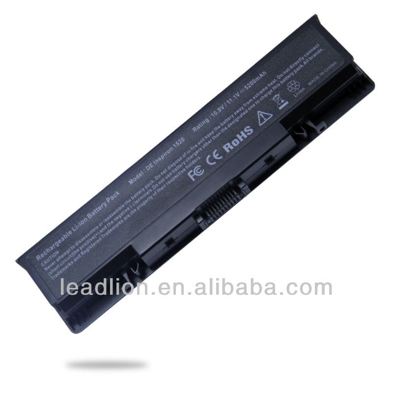 Laptop battery for Dell Inspiron 1520,1720,Vostro 1500,1700 Series