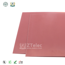 China electrical material motor and transformer use 3025 Insulation Phenolic resin Cotton Cloth Laminated bakelite Sheets