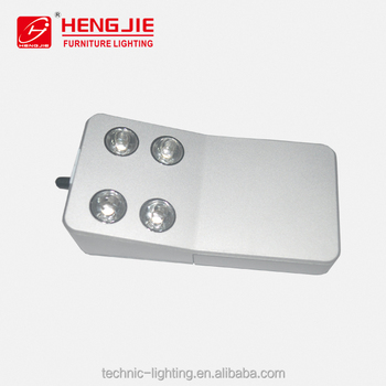 Battery Powered Led Cabinet Light With Door Switch Buy Battery