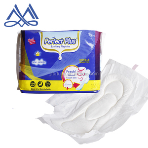 women health care anion sanitary napkins/Top quality cotton sanitary pads/Dry mesh surface lady sanitary towel