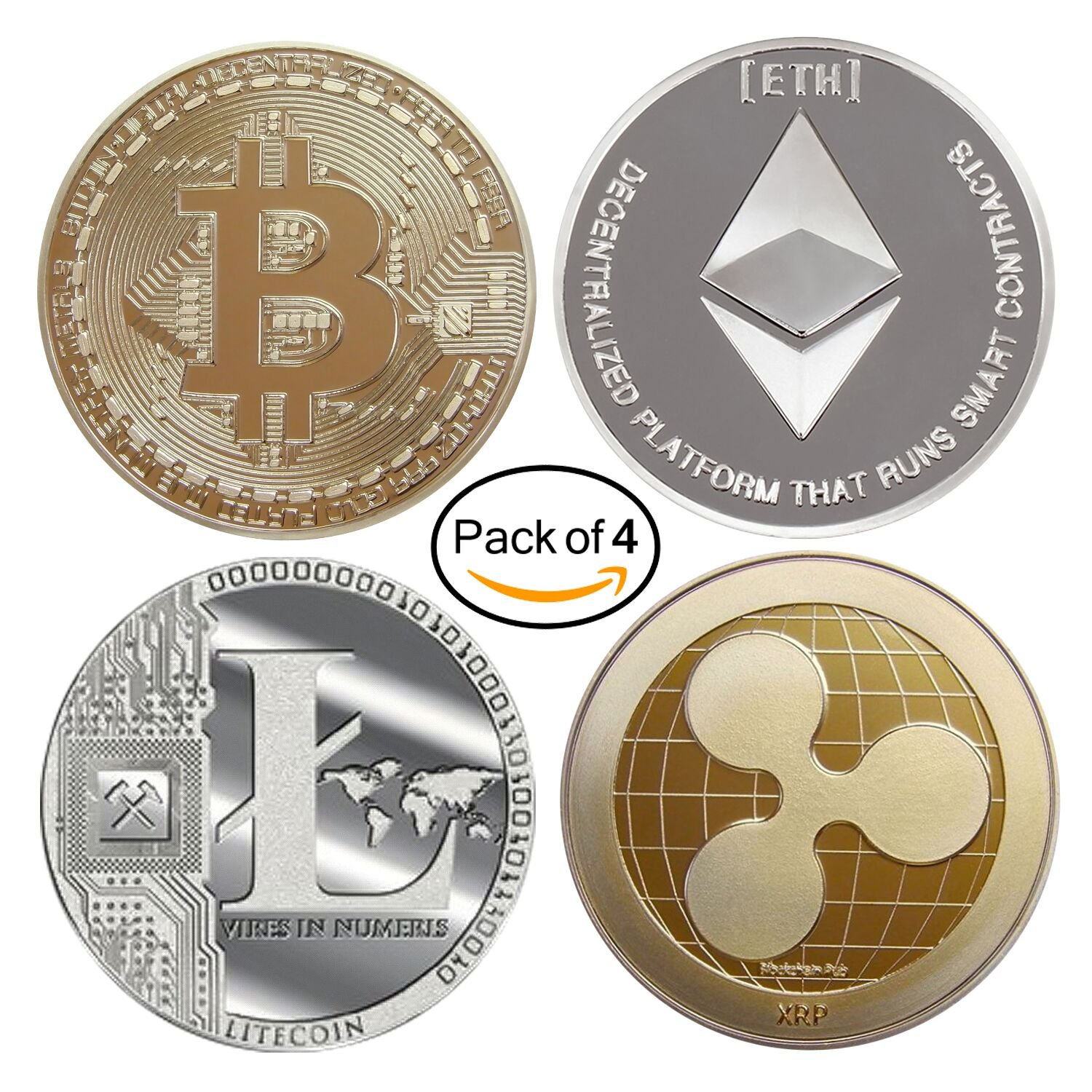 silver coin cryptocurrency price