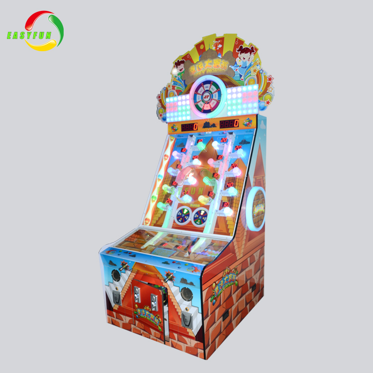 Coin pusher lucky monopoly Casino slot elektronische gokken game machine