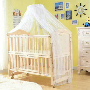 Kindergarten Furniture Cradle Mosquito Net Decoration Portable New