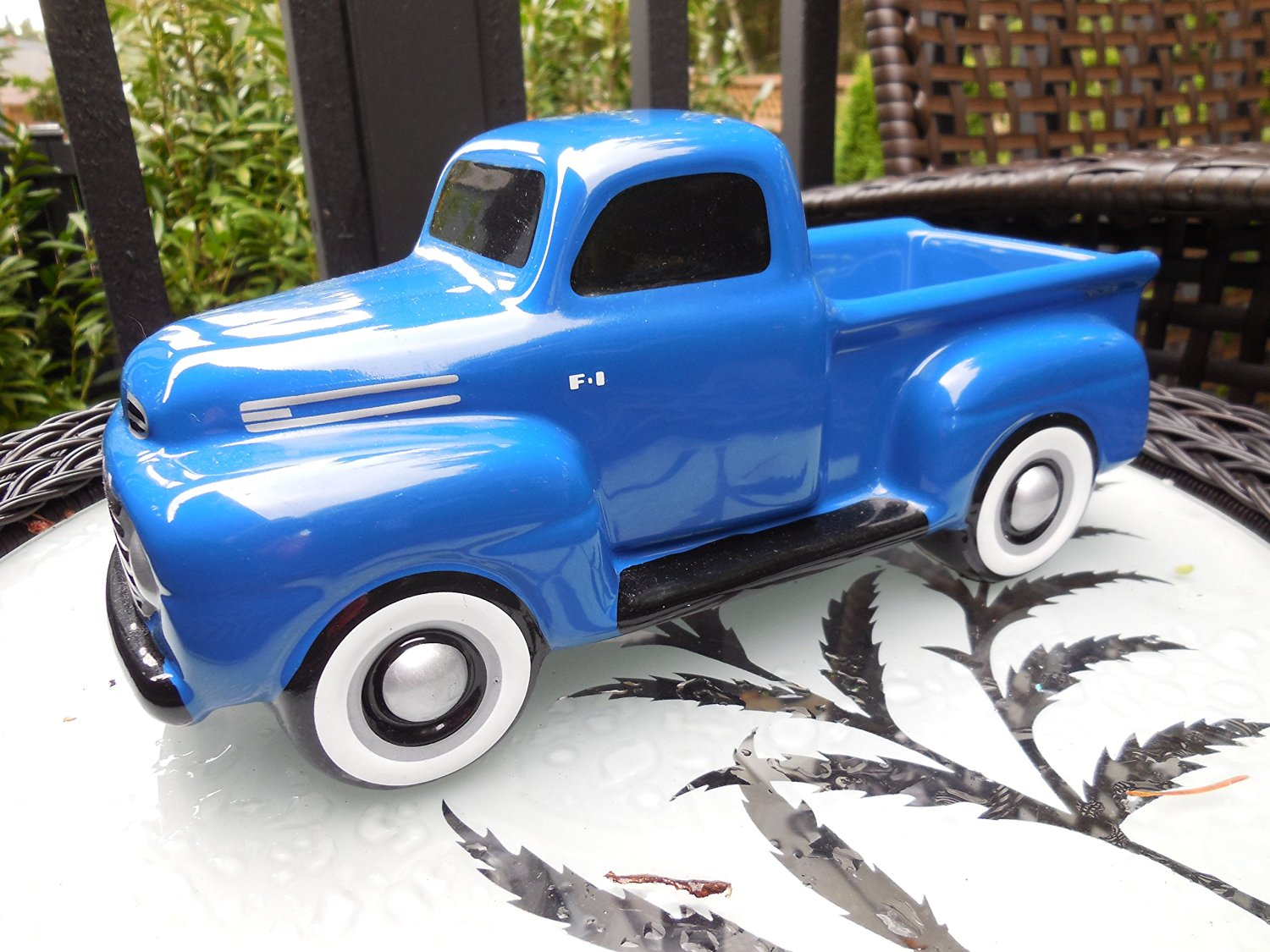 Cheap F1 Pickup Find Deals On Line At Alibabacom 1948 Ford Panel Truck 4x4 Get Quotations Porcelain Blue Planter Accent Piece Or Mancave