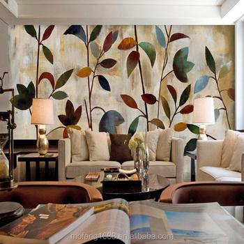 Muchos Materiales Para Elegir Para Decoración Interior Papel Pintado