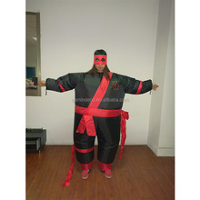 Inflatable product Halloween turtles mascot pretend ninja costume party supply
