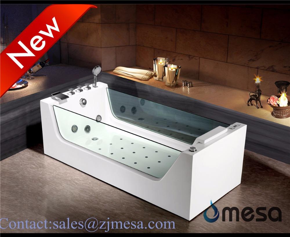 Vasche Da Bagno In Vetro Prezzi : Nuovo modello di vetro vasca da bagno freestanding con il