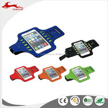 NRE17-058 hot sales outdoor phone Led armband for running