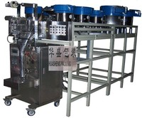 HS240BS-8 high performance multi-functional counting wrapping machine for tablet package
