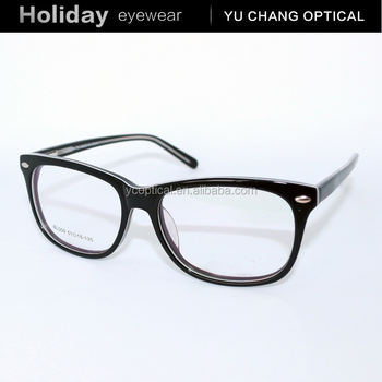 eyeglasses frames 2015  Eyeglass Frame 2015 New Style Handmade Acetate Eyewear Frames New ...