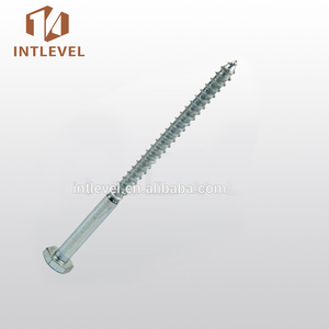 Intlevel DIN571 Hex Head Coach Screw Wood Screw Stainless Steel Screw