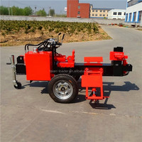 Wood chopping machine log splitter TS400 tempest log splitter for sale