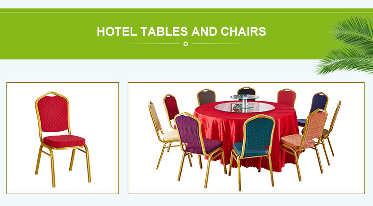Apilable banquete comedor alta Silla de Hotel