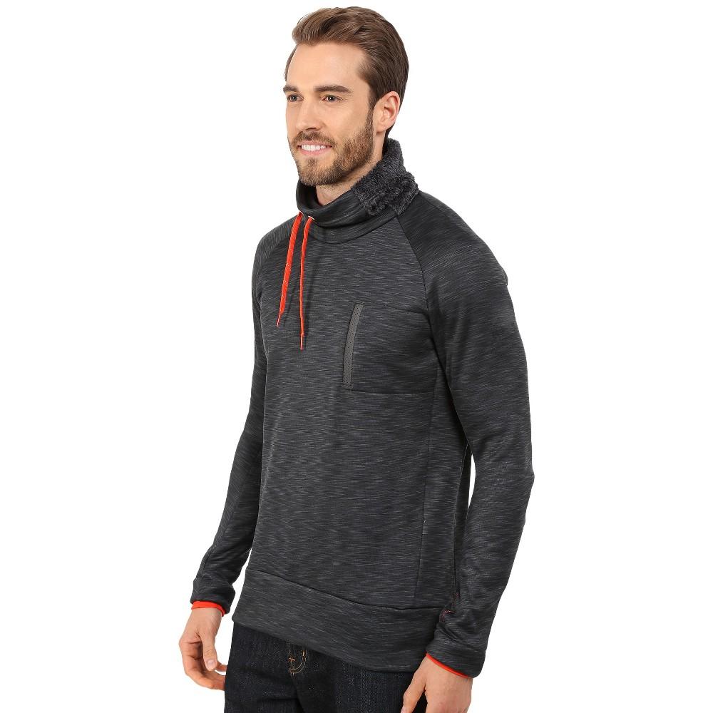 Chimney Collar Sweatshirt