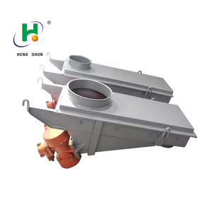Supply complete vibrating feeder specification