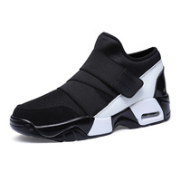 air cushion light weight slip-on mesh upper wear-resisting outsole unisex sport shoes mens sneakers basketball shoes
