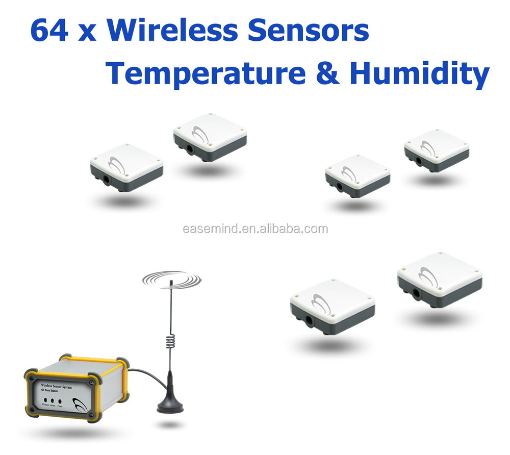 Wireless Temperature And Humidity Sensor G7 Tx Gsm Data