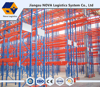 Adjustable Wholesale china merchandise storage selective pallet racking