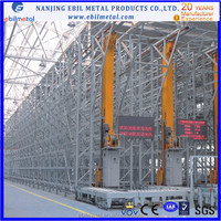 Automated Storage & Retrieval Systems Rack for warehouse equipment