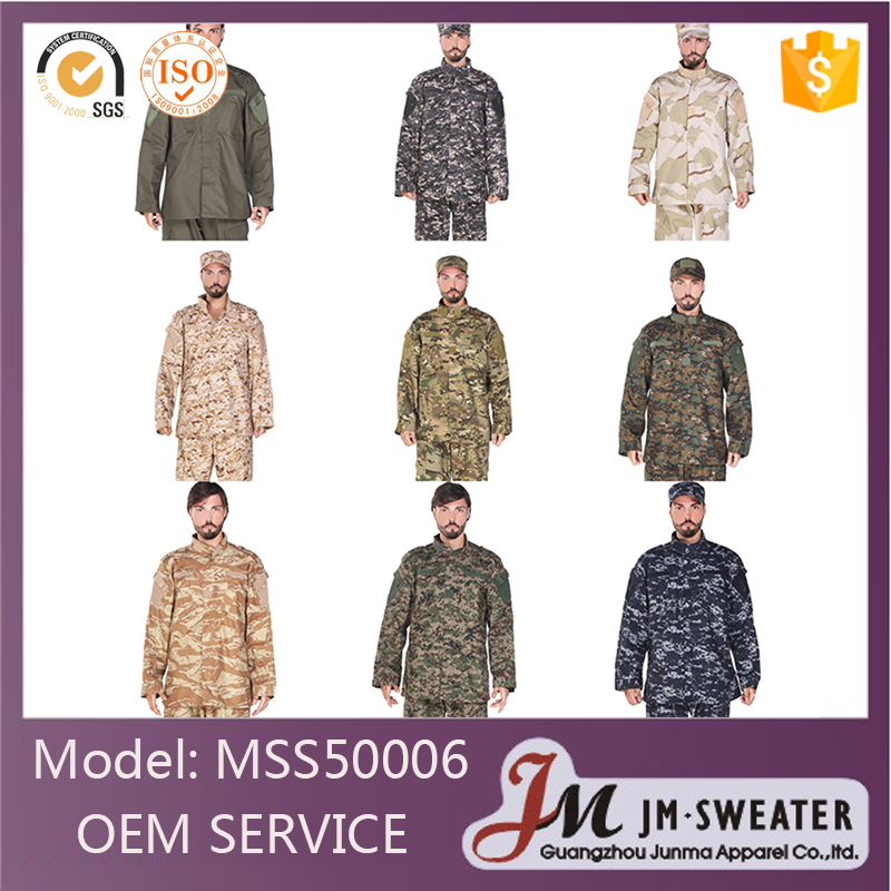 Formal Design Custom ACU Saudi Arabia Army Military Uniforms Wholesale