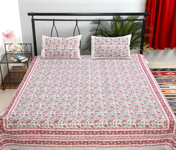 Bed Sheet Patterns Winter Sheets Indian Handmade Cover