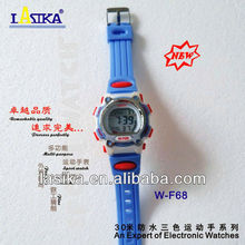 The womens digital dress watch