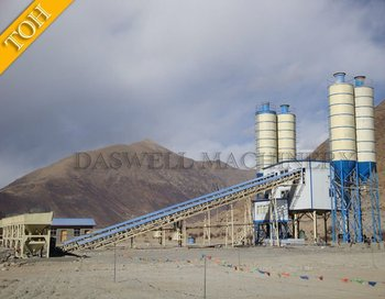 world famous construction company names for producing concrete batching plant