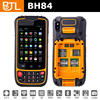 pda with mobile printer with BATL BH84 SH1006 nfc rugged handheld pda 5200mah battery