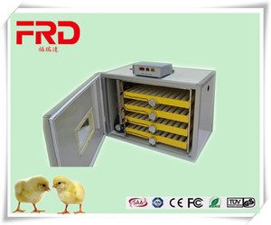 FRD-240 CE certification small animal incubator/eggs incubator solar automatic/egg incubator design and assembly